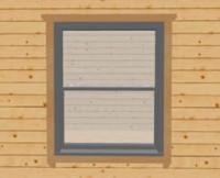 SRGL sash window