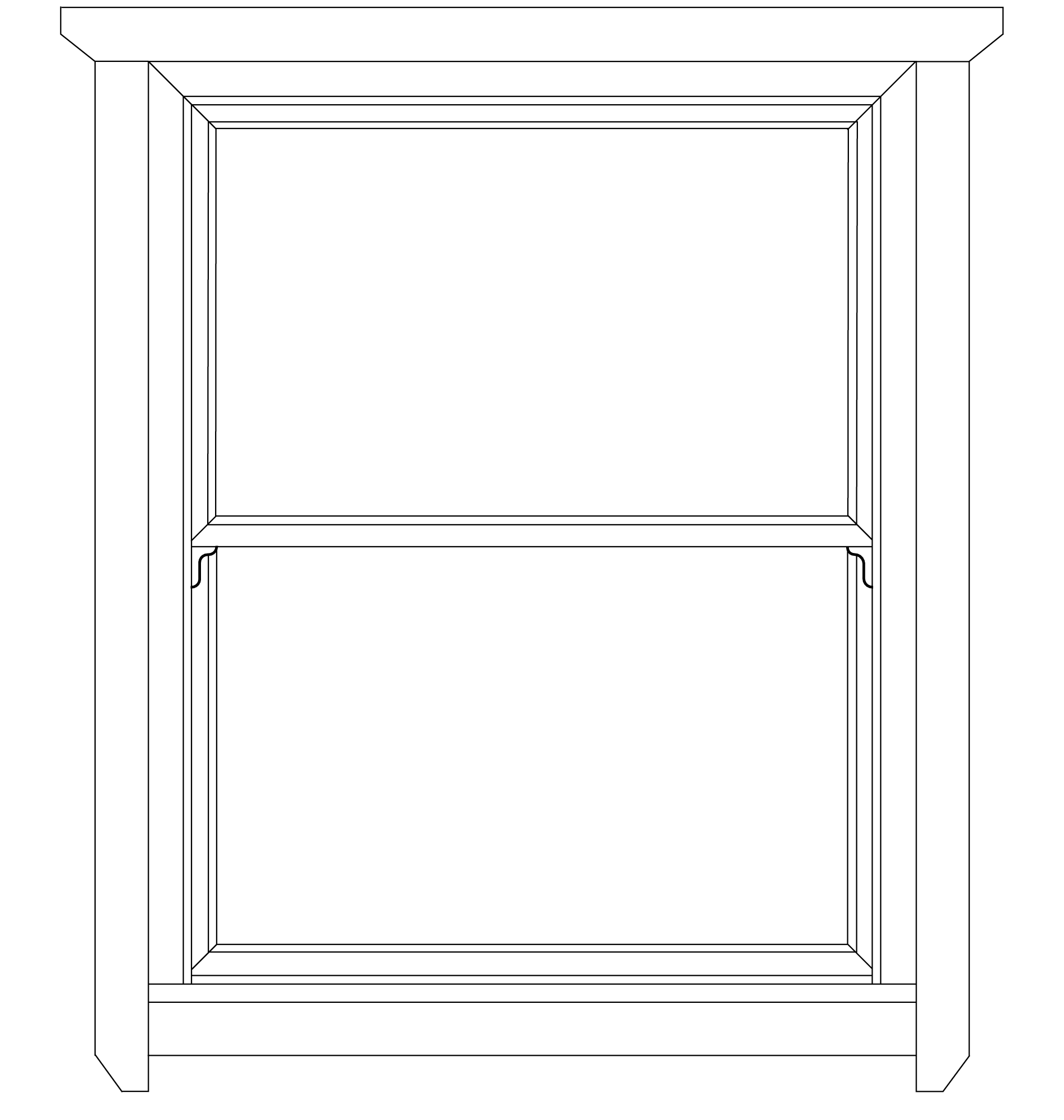 SRGL sash window