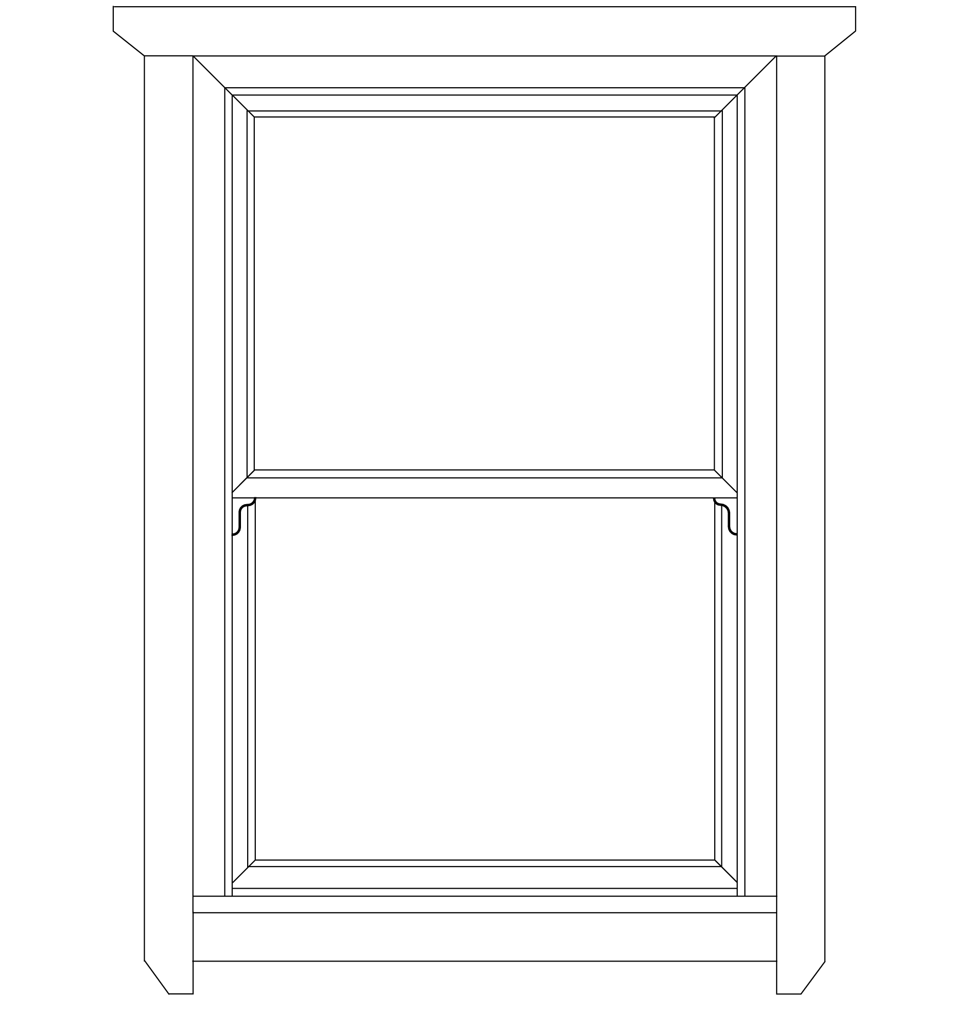 SRML sash window