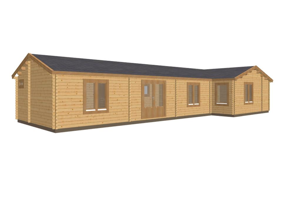 Keops Interlock Hobby caravan mobile home