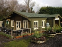 The Potting Shed Cafe at Chard