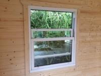 SRGL sash window white interior