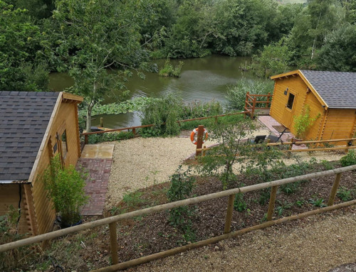 Alvestone Ponds luxury lodges and fishing lakes
