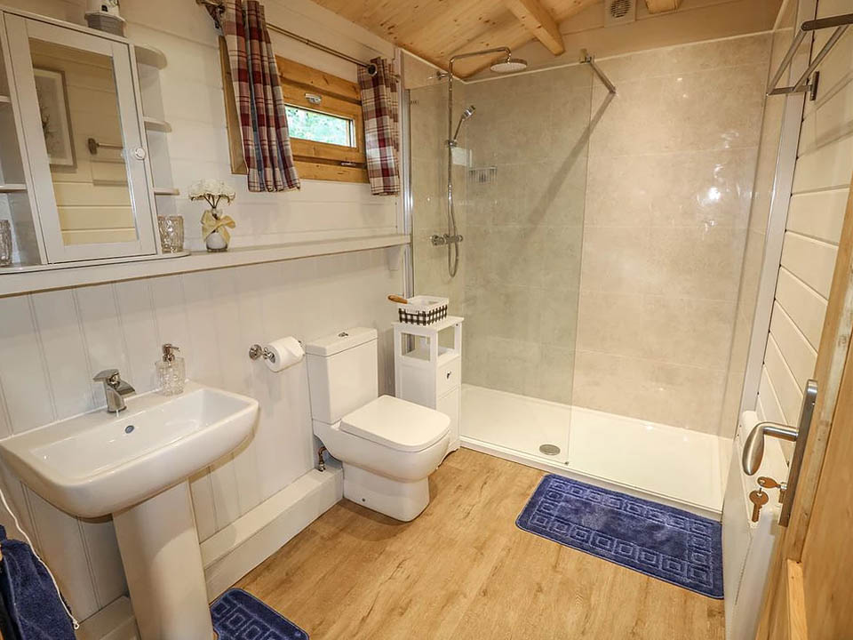 Keops pipit mobile home bathroom