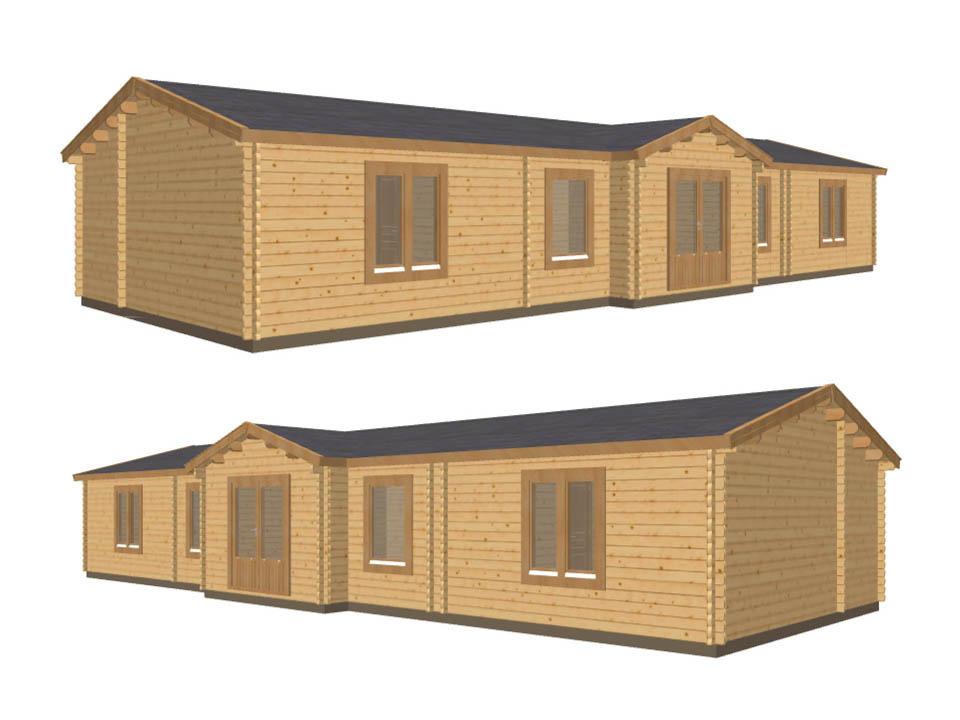 Redshank caravan mobile home