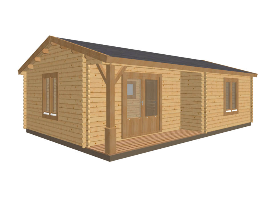 Keops Interlock Skylark one bedroom mobile home