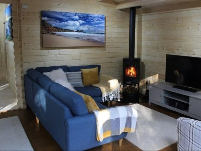 Keops Kittiwake two bedroom mobile home