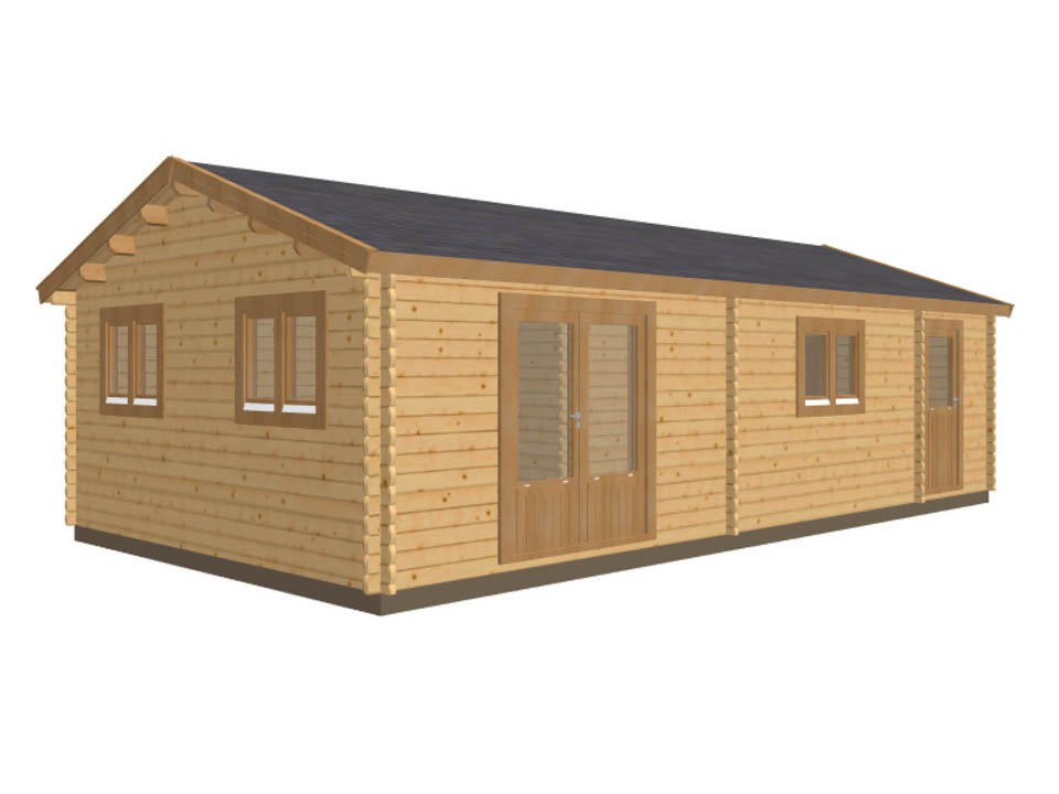 Keops Interlock Wagtail Mobile Home