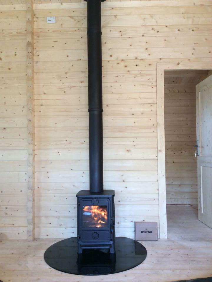 Keops Mors 248 Wood Burning Stoves For Log Cabin Use Keops