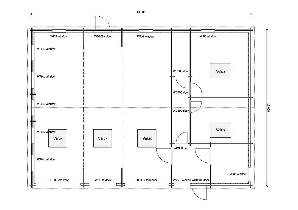 Whitemills Marina Floor plan