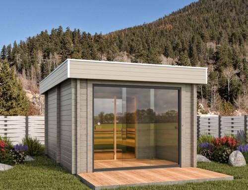 Freya sauna cabin