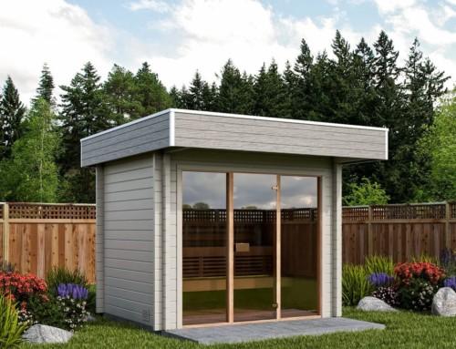 Arvid sauna cabin