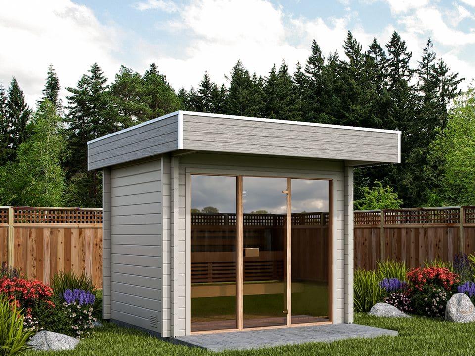 Keops Arvid sauna log cabin