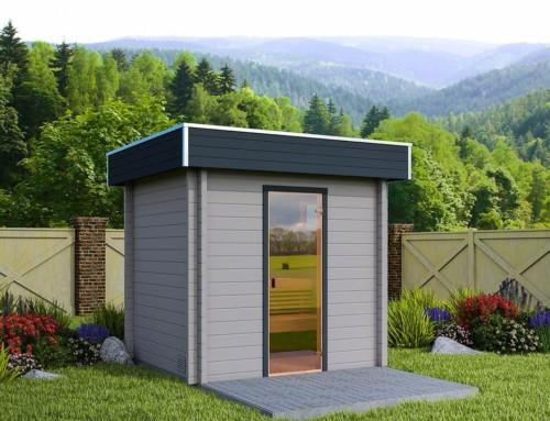 Aster sauna cabin