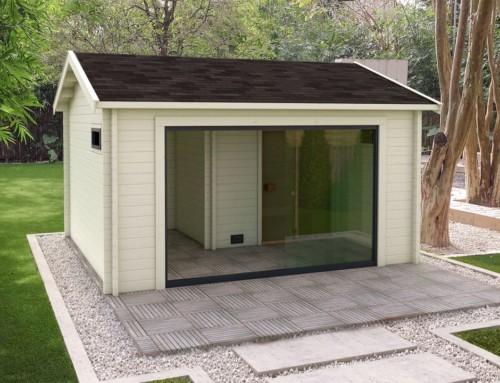 Erling sauna cabin