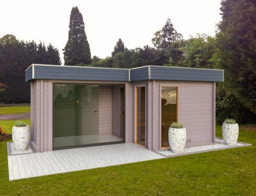 Halvor sauna cabin