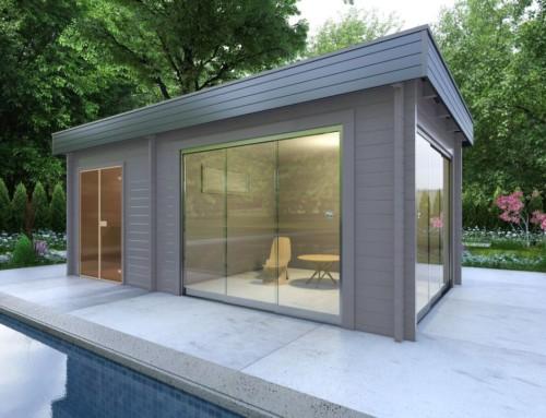 Thor sauna cabin
