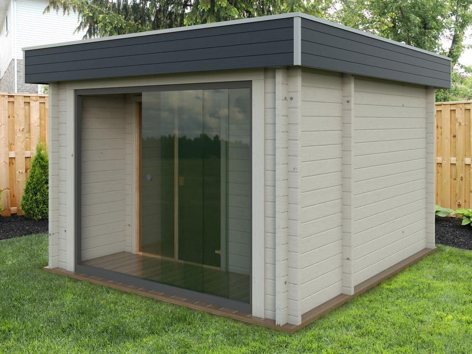 Keops Torvald sauna log cabin