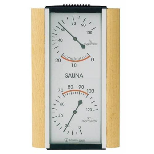 Sauna thermo-hygro