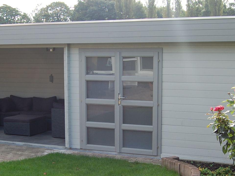 VDD44 double door with opaque glass