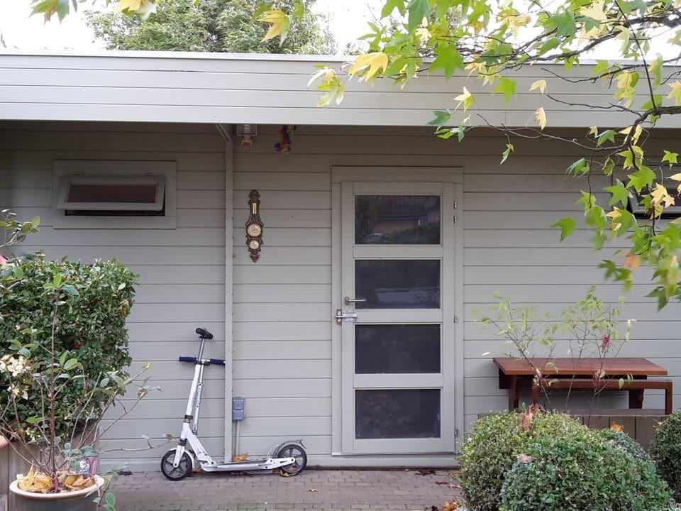 Keops Comfort VDE44 door with opaque glass