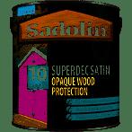 Sadolin Superdec opaque wood protection