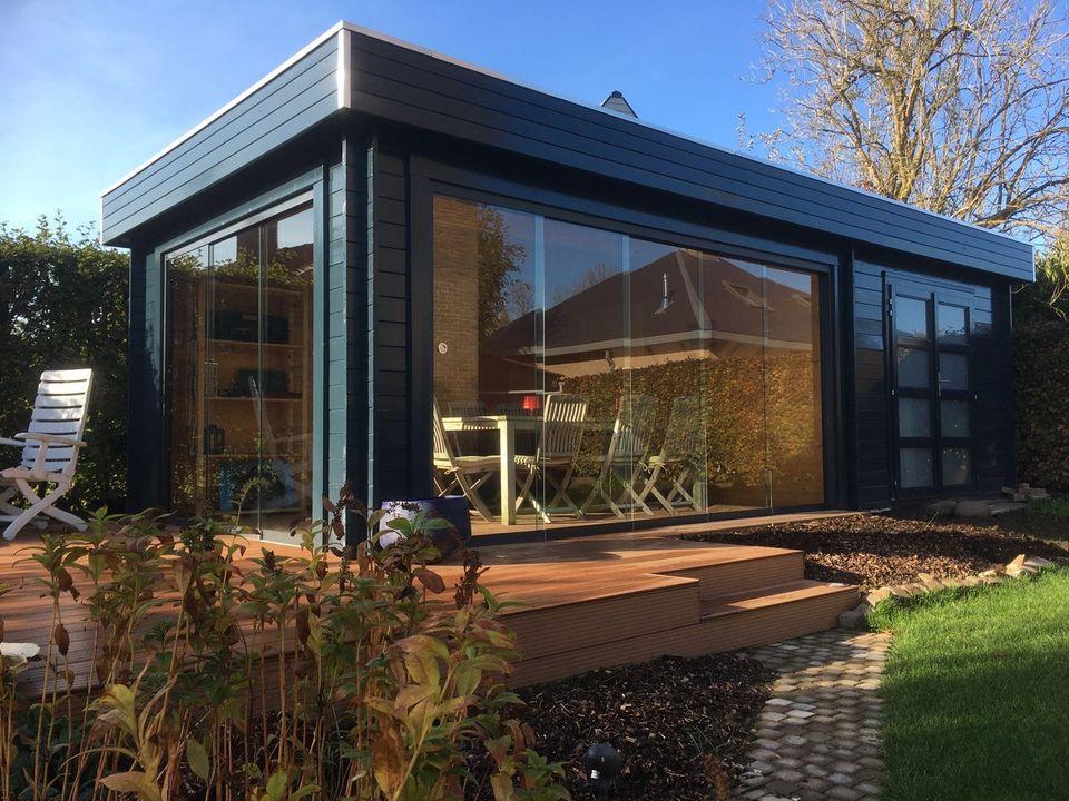 Keops Almaraz outdoor living cabin