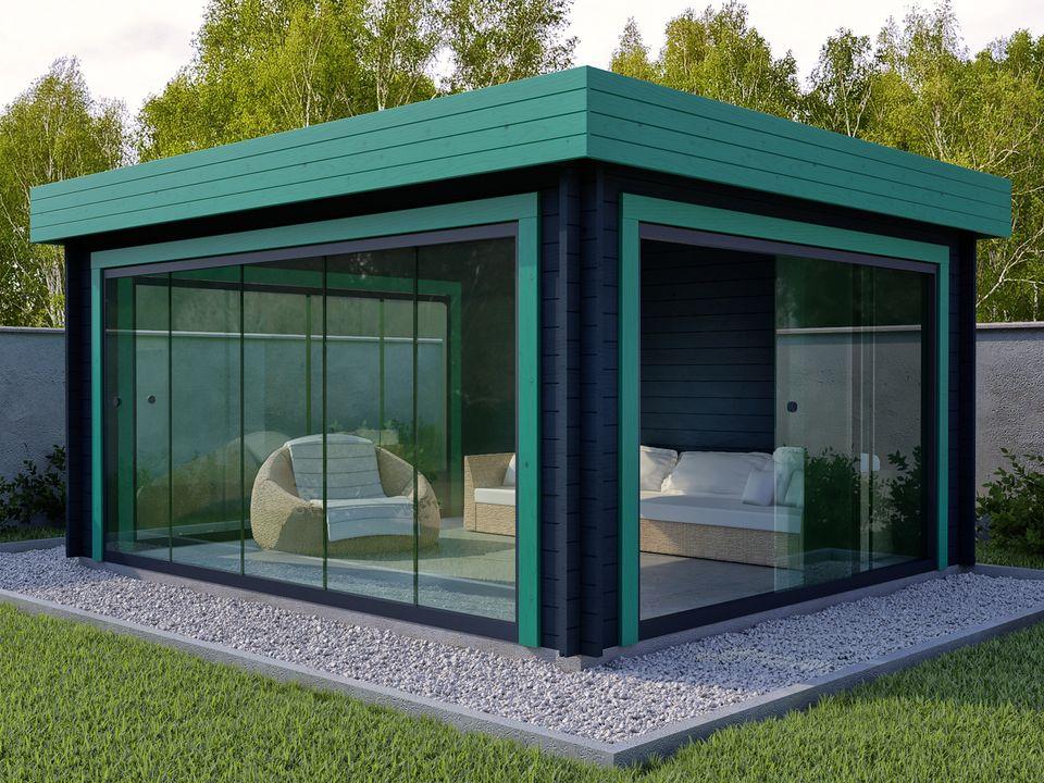 Keops Mirano outdoor living cabin