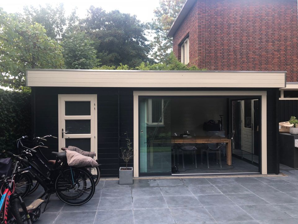 Keops Tavira outdoor living summerhouse floor plan