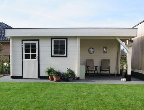 Mrs Ellis's cabin