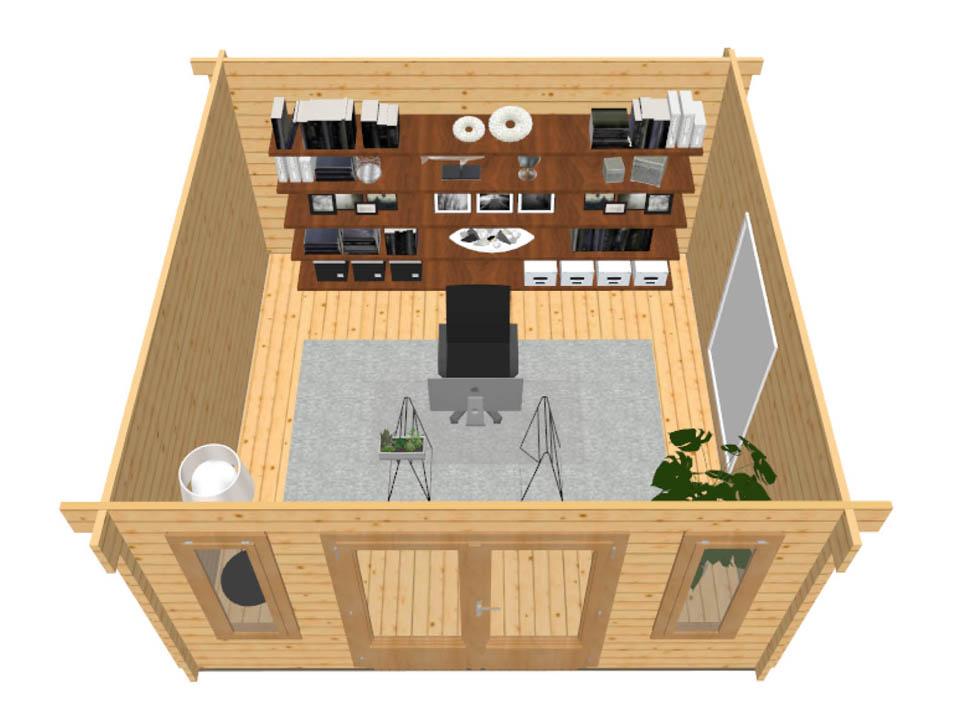 moderna office 395 395