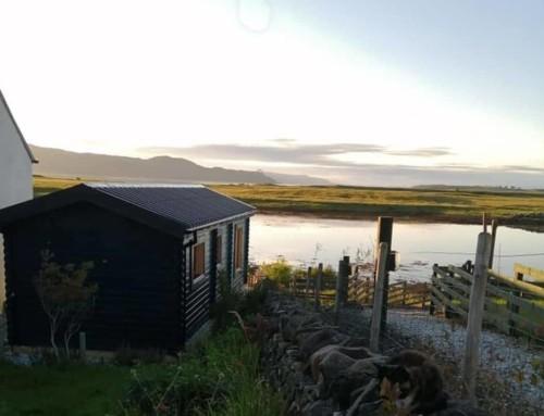 Skye Coorie, the wee Isle of Skye holiday let