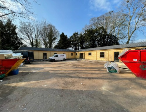 New multi room building for Worcestershire school