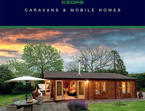Our new Caravans & Mobile Homes brochure is out now!