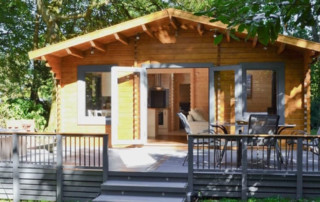 Keops Kittiwake mobile home - Trelispen Lodge