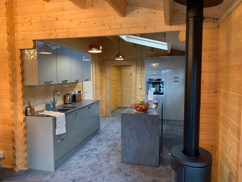 Keops office kitchen