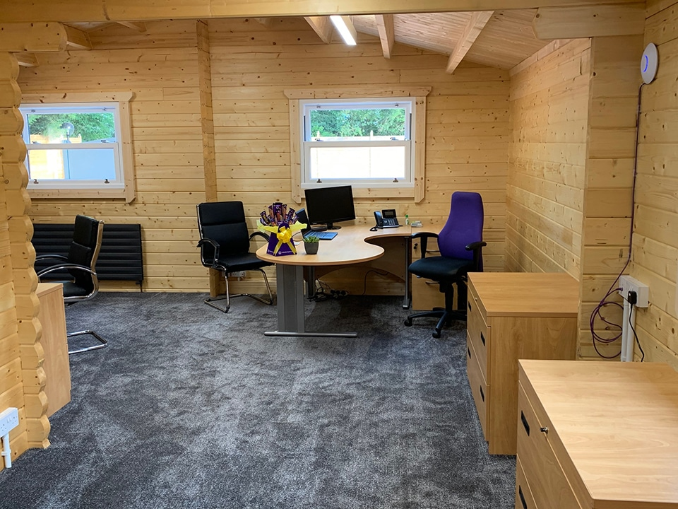 Keops office space