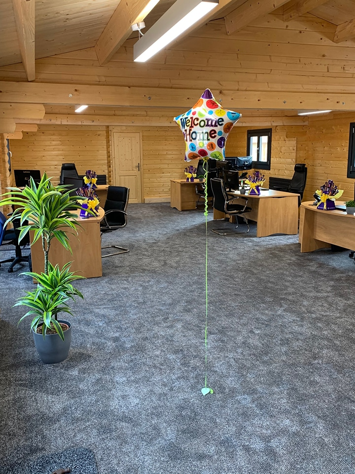 Welcome to Keops new offices